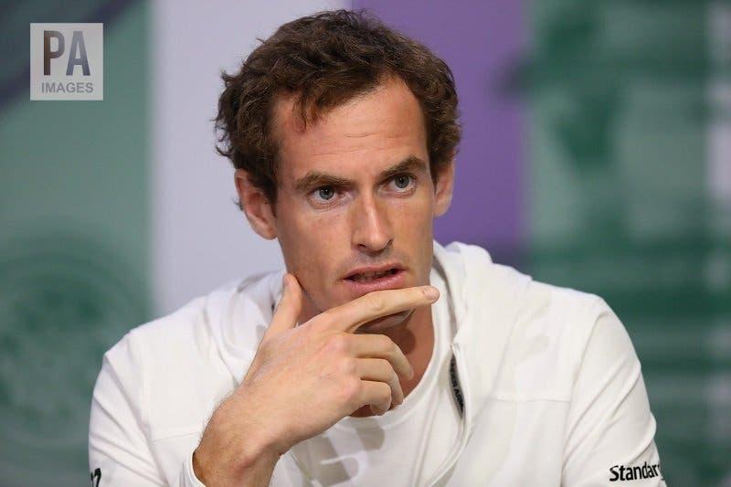 [VÍDEO] A inspiradora mensagem de Andy Murray para os jovens