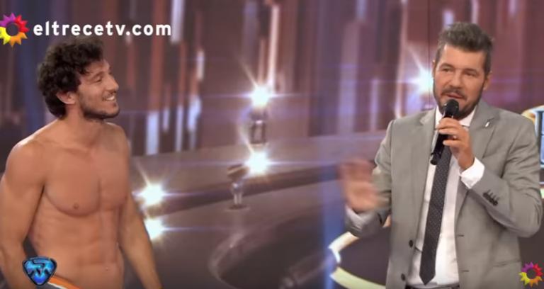 [VÍDEO] Juan Monaco mostra atributos e vira 'trending topic' mundial no Twitter… com um strip