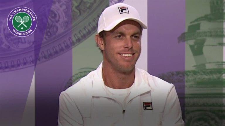 Sam Querrey: «O cancelamento de Wimbledon seria doloroso»