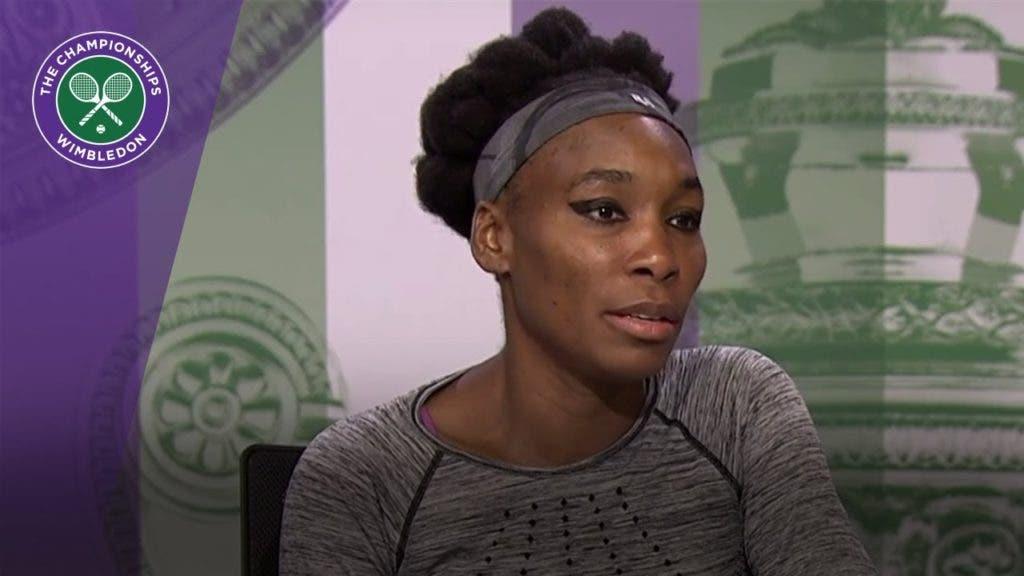 Venus Williams considerada inocente no acidente fatal de Junho