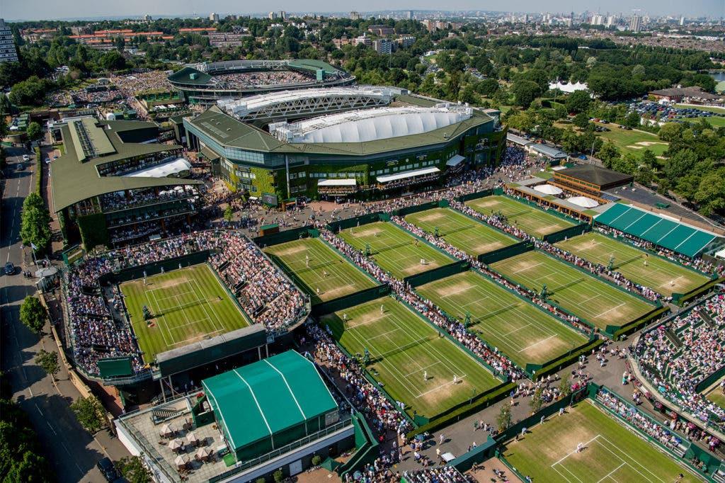 Recorde. Vencedor de Wimbledon vai ganhar três milhões de euros