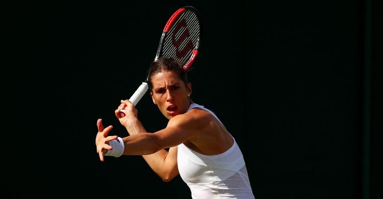 A surreal conferência de imprensa de Andrea Petkovic em Wimbledon