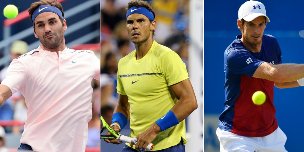 Federer, Nadal ou Murray. Quem será o número um após o US Open?