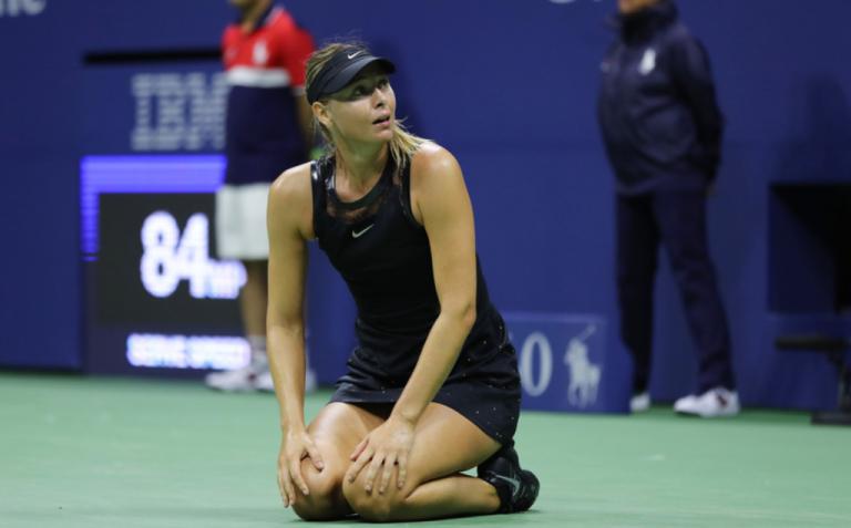Sharapova diz adeus e o ténis perde uma das personalidades mais importantes da sua história