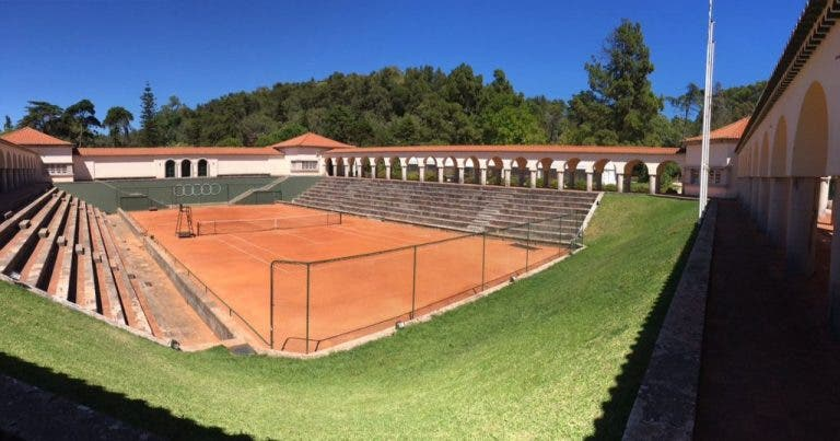 Confinamento: portugueses vão poder continuar a jogar ténis ao ar livre