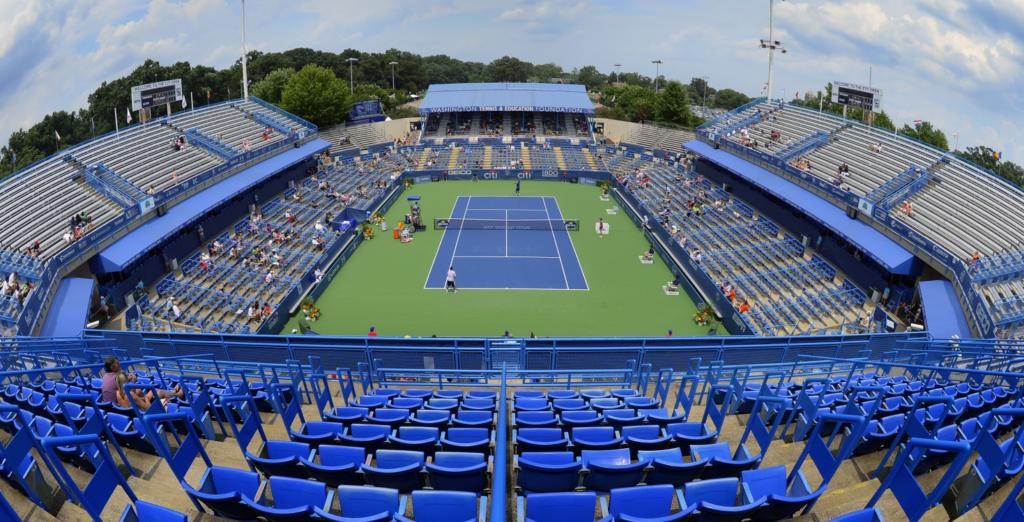 Sock queixou-se os números provam-no: o court de Washington é mais rápido… do que Wimbledon