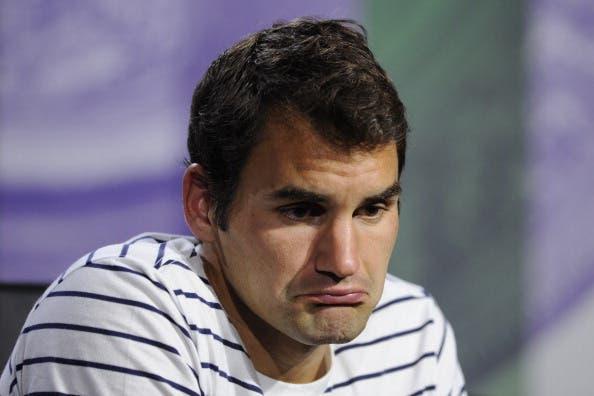 """Diretor de Paris """"muito desapontado"""" com a ausência de Federer"""