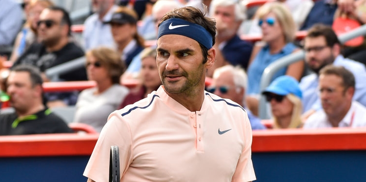 Roger Federer FALHA por opção o ATP 1000 de Toronto