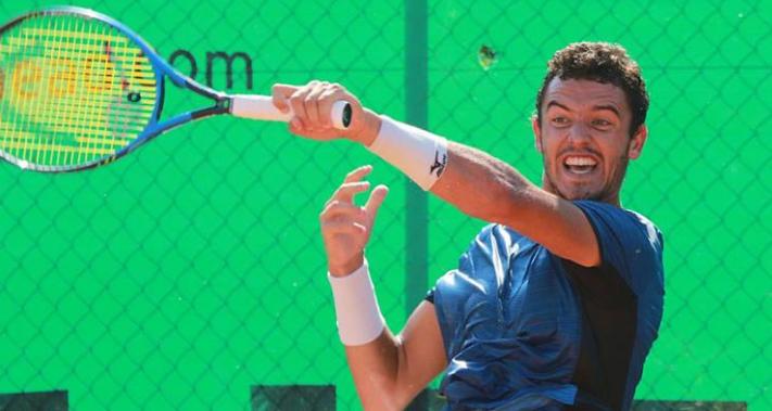 Gonçalo Oliveira com adversário brasileiro na estreia em Almaty