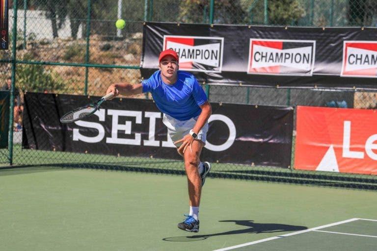 Daniel Batista e Daniel Rodrigues ficam pela primeira ronda em Oliveira de Azeméis