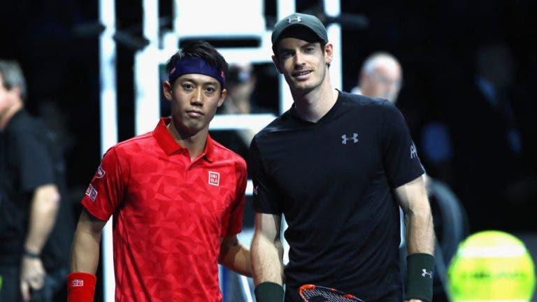De loucos! San Diego recebe o melhor ATP 250 do ano com Murray-Nishikori… na 1.ª ronda
