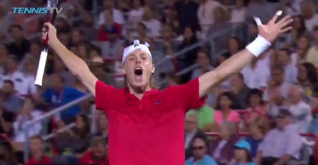 Montréal. Shapovalov é o mais jovem semifinalista de sempre em Masters 1000
