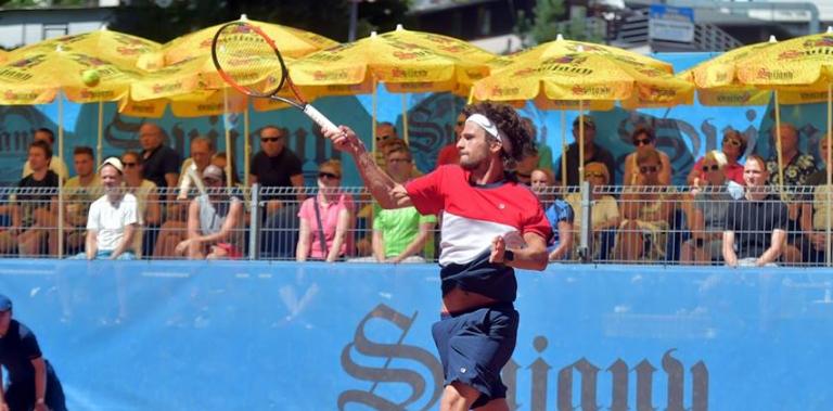 Pedro Sousa alcança mais uma final no Challenger de Como