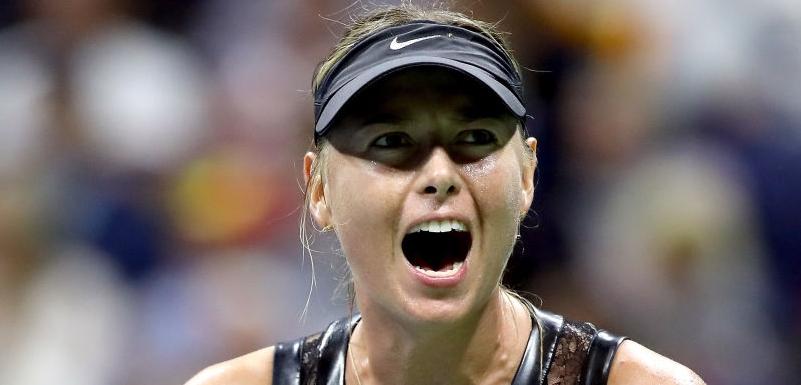 Sharapova explica palavras sobre Serena: «Tinha de falar dos músculos dela para explicar como me senti»