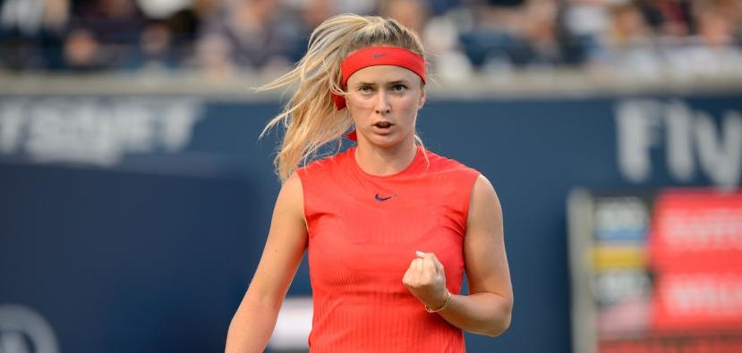Toronto. Svitolina reafirma-se como a rainha dos títulos (5!) em 2017 e Wozniacki perde a SEXTA (!) final do ano