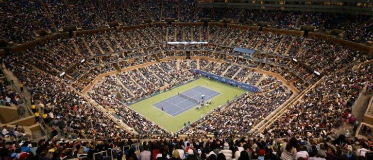 US Open muda de superfície para os próximos cinco anos