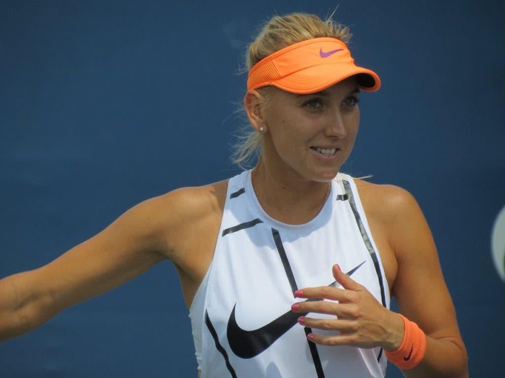 Vesnina é contra encontros à melhor de cinco sets e explica a razão