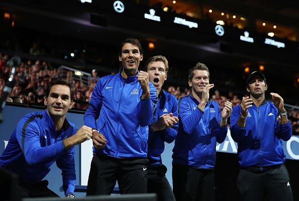 Nadal aprova junção entre Laver Cup e ATP: «É uma boa prova para o ténis, adeptos e jogadores»