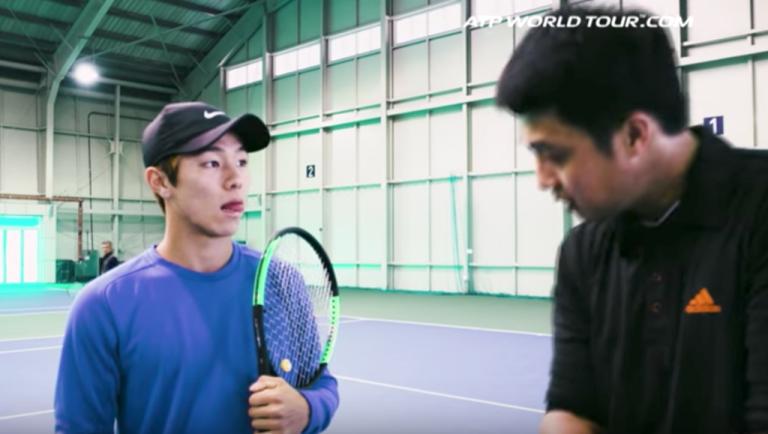 A história de Duckhee Lee: «O ténis é a minha melhor oportunidade de sobreviver na sociedade moderna»
