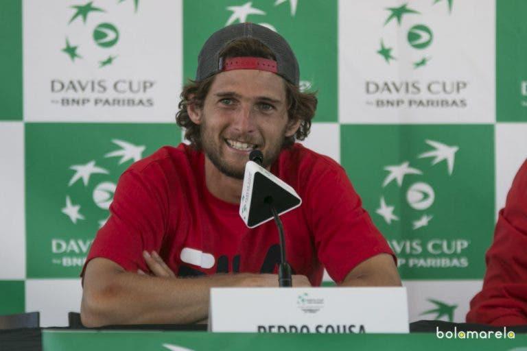 Pedro Sousa: «Auger Aliassime tem uma grande carreira pela frente mas vou tentar anular os seus pontos fortes»