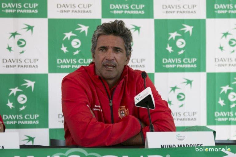 Nuno Marques: «Vai ser duro, mas nós viemos para ganhar»