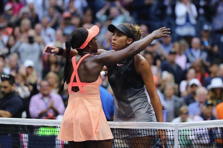 Campeã e Finalista do US Open arrasadas no regresso à competição