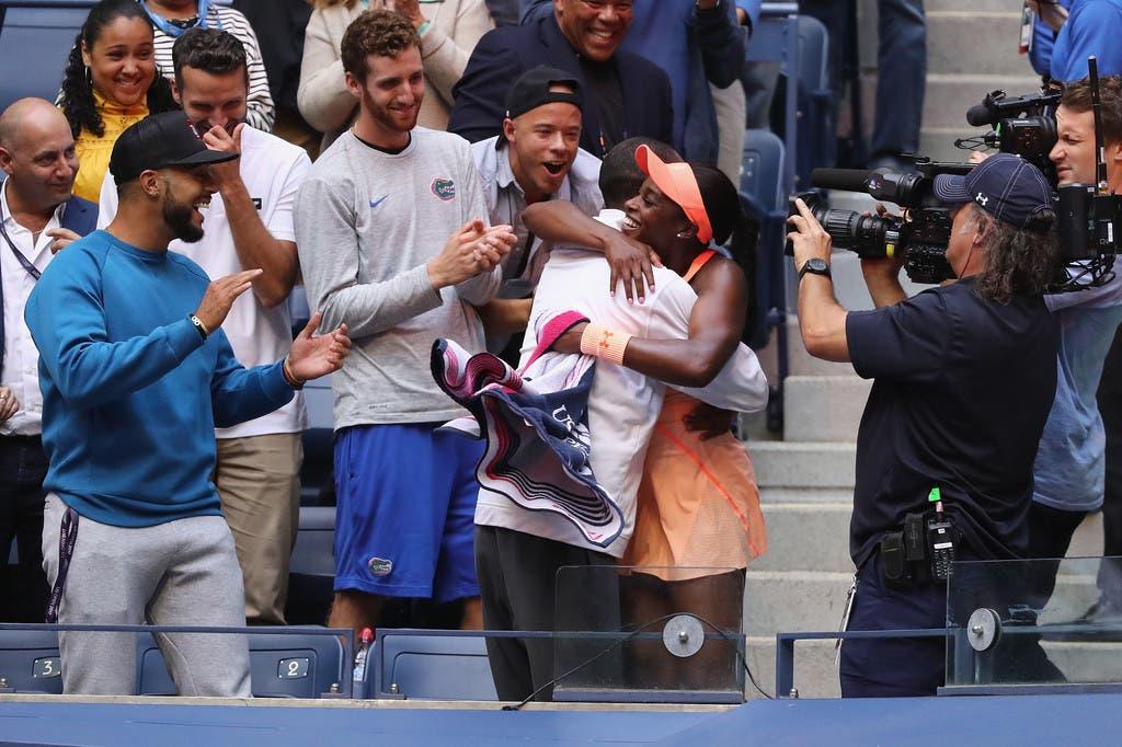 Sloane Stephens consegue feito raríssimo na história do US Open