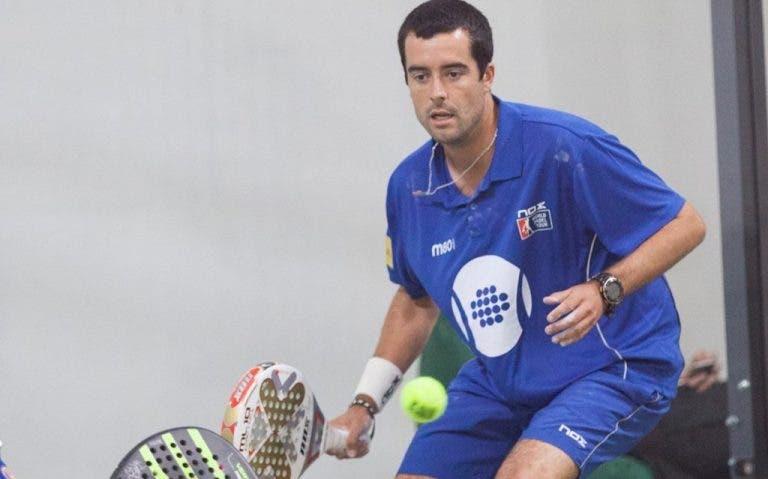 Vasco Pascoal junta-se a Diogo Rocha na prévia do Portugal Padel Masters
