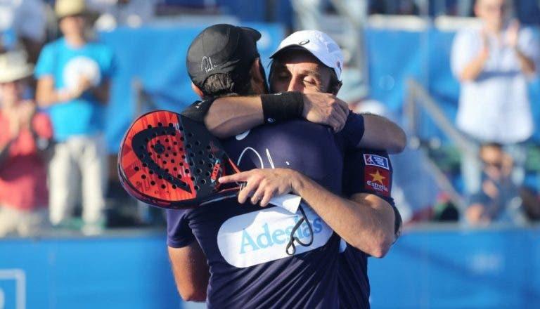 Bela e Lima voltam aos títulos no Alicante Open