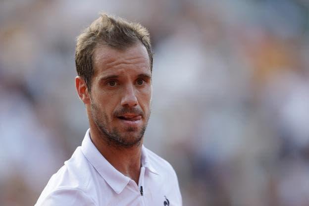 Gasquet também é dúvida para Roland Garros