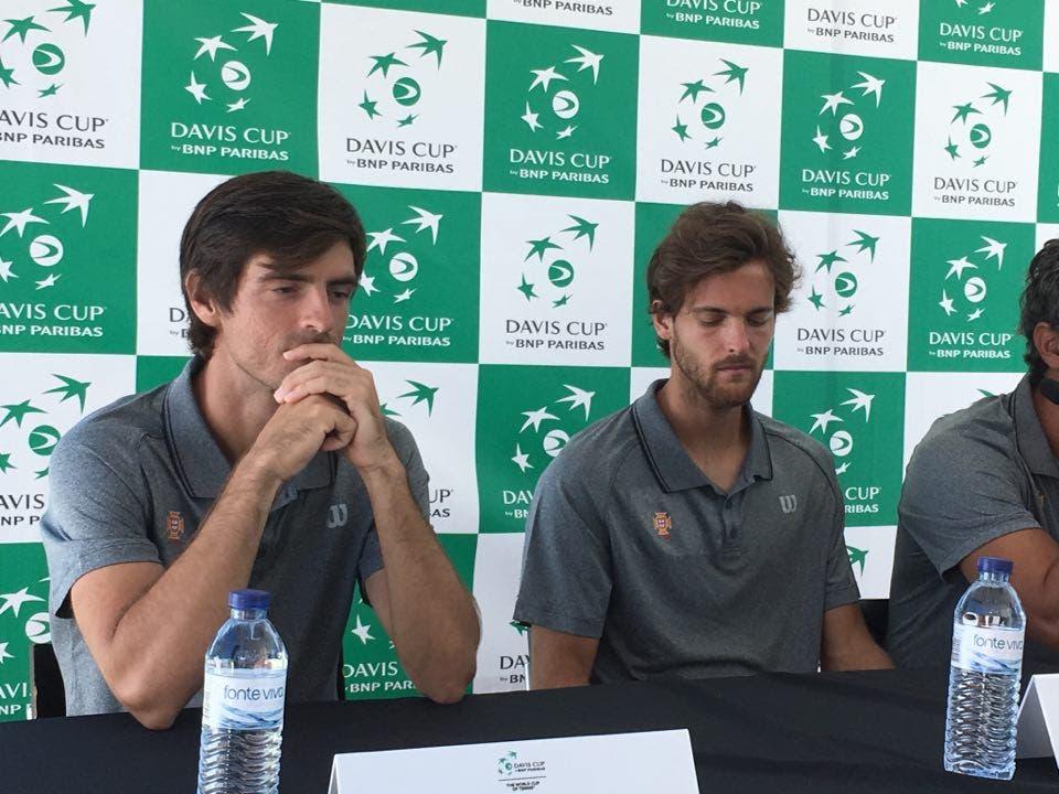 João Sousa sobre 'playoff': «Vai ser duro mas é um grande momento para mim também»