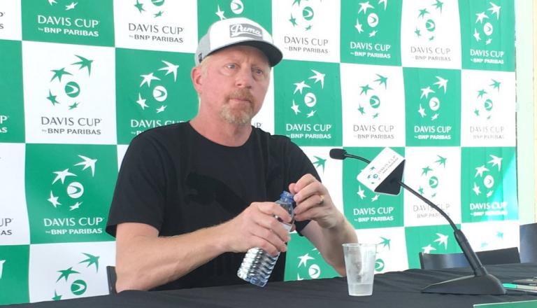 Boris Becker surpreende: «Tenho passaporte mas já não me sinto muito alemão»