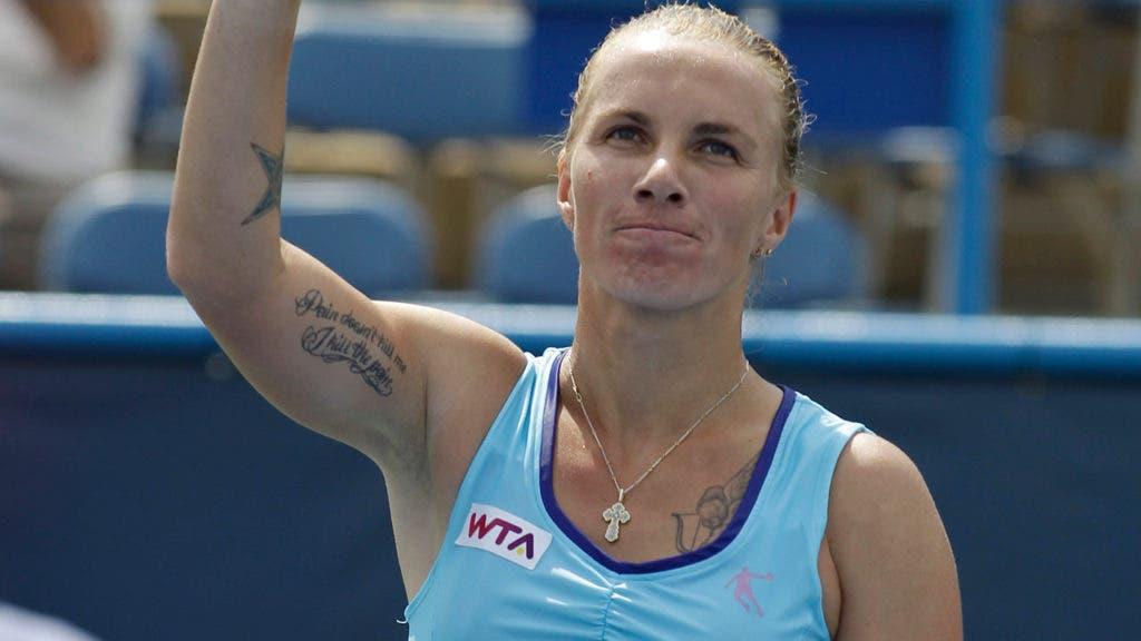Kuznetsova: «Ninguém é mais 'fixe' do que Roger Federer»
