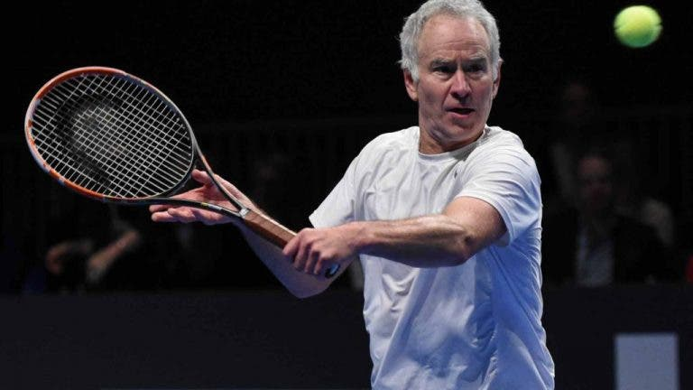 McEnroe sem dúvidas: «Federer nunca mais vai ganhar um Grand Slam»