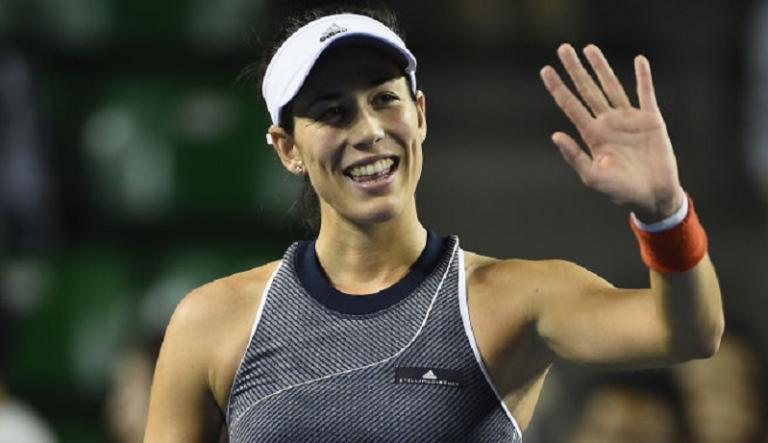 Muguruza está na terceira ronda do Miami Open… sem jogar qualquer minuto