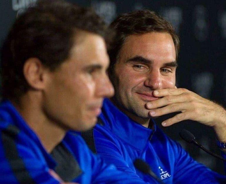 Federer e Nadal já têm hora para lutar amanhã por um lugar na final de Roland Garros