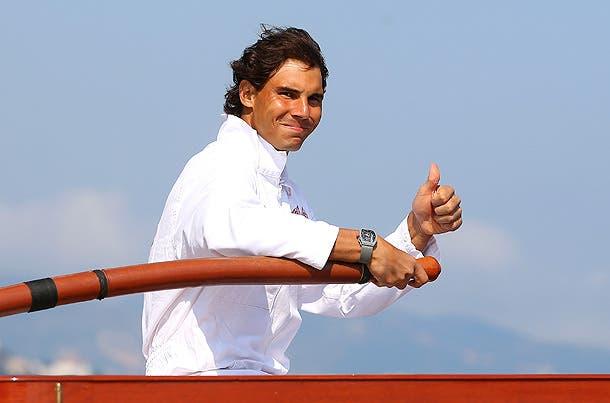 Rafael Nadal é número um do mundo pela 150.ª semana