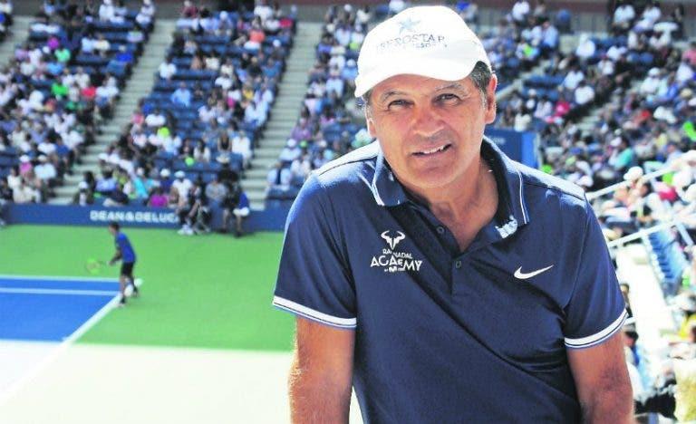 Toni Nadal elogia Piqué: «É bom que um jogador de futebol queira investir no ténis»