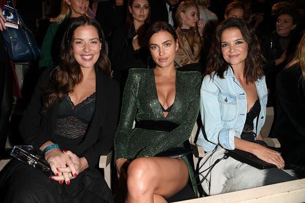 [Fotos] Ana Ivanovic brilha ao lado de Irina Shayk e Katie Holmes em Verona