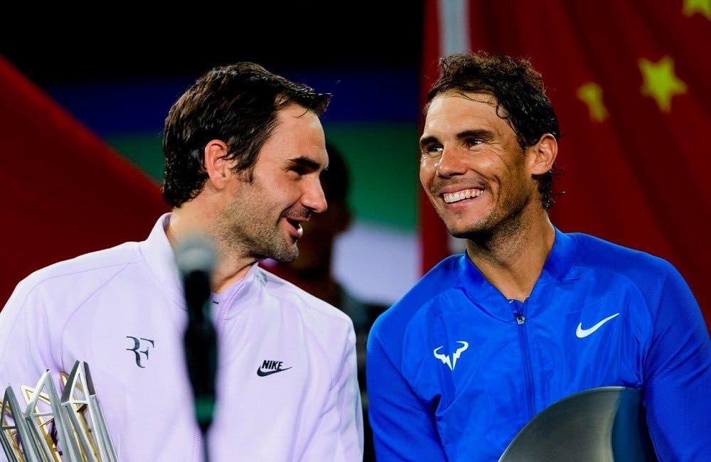 Roger Federer: «O Rafa merece ser número um»