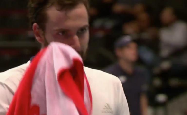 [VÍDEO] Ernests Gulbis vence um dos PONTOS DO ANO em Viena