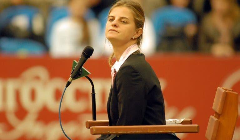 Mariana Alves despede-se da arbitragem para ser… supervisora da WTA Tour