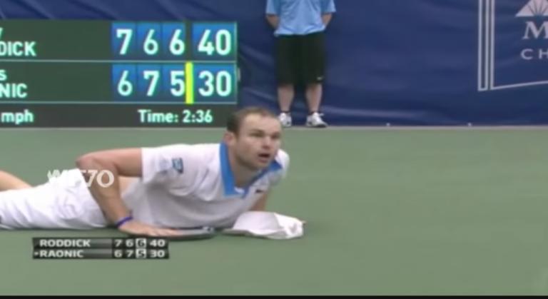 [VÍDEO] Os 25 match points mais brutais do ténis