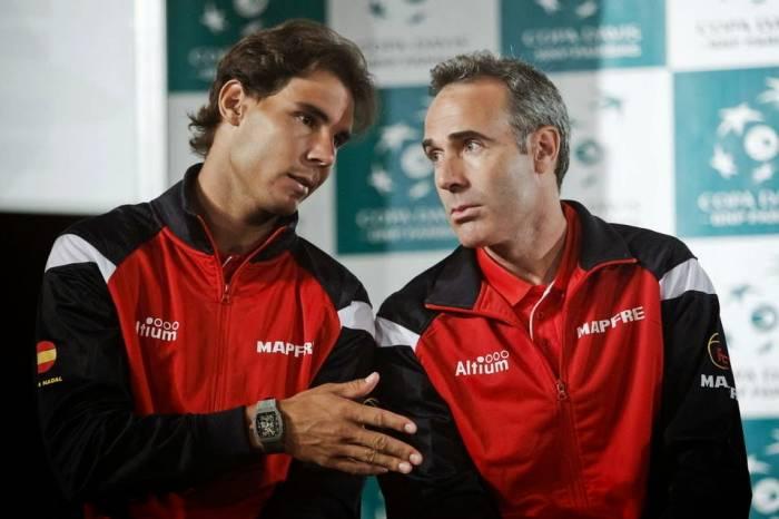 Alex Corretja: «Nunca pensei que o Rafa conseguisse conquistar 10 títulos em Roland Garros»