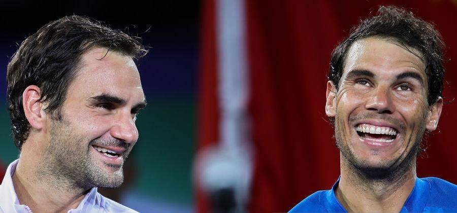 Federer: «Eu e Nadal já tivemos os nossos problemas mas hoje sinto-me feliz por chamá-lo de amigo»