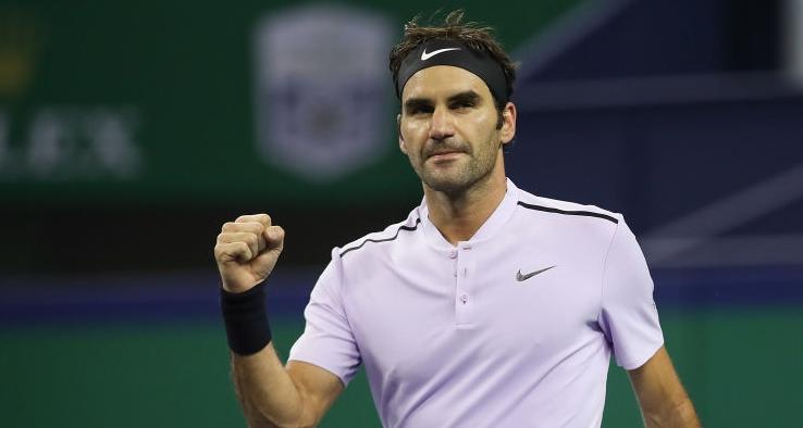 Federer confirma: vai (tentar) defender o título ao Masters de Xangai