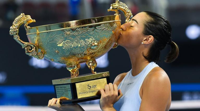 Pequim. Garcia bate nova n.º 1, soma 2.º título seguido na China e entra no top 8 da WTA Race
