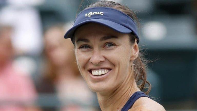 Hingis: «Vai ser difícil para Sharapova voltar ao nível de antigamente»
