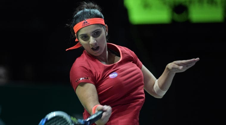 Sania Mirza coloca ponto final na temporada e perde oportunidade de chegar às WTA Finals