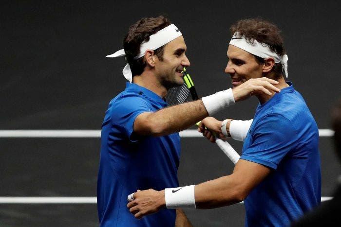 Nadal: «Federer é, provavelmente, o melhor jogador de todos os tempos»